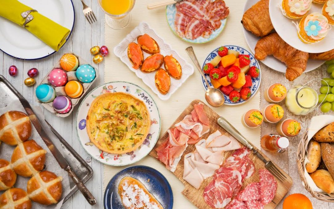Easter Brunch: The Hunt for Good Eggs