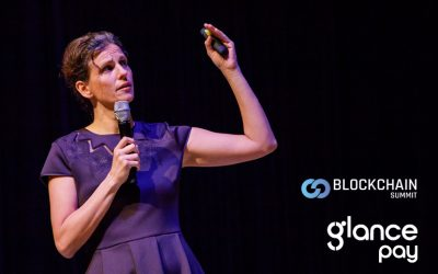 Glance's Angela Griffin at Blockchain Summit London: Why culture is as key as cutting-edge expertise