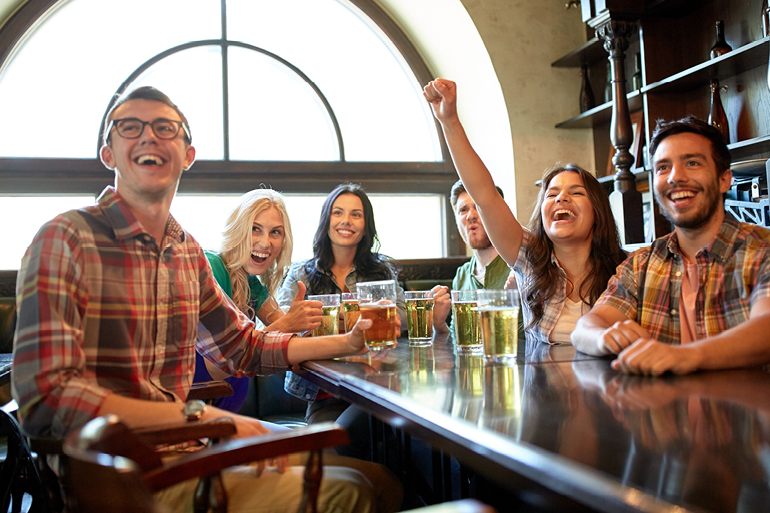 3 Glance Pay pubs where NFL football is on the menu